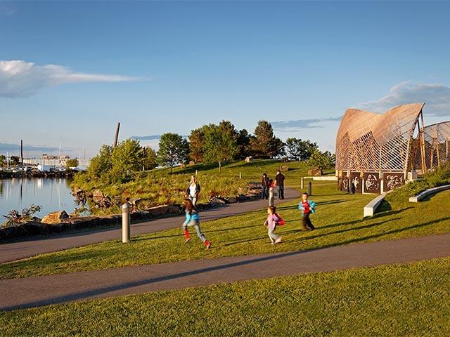 1-加拿大亚瑟王子码头公园景观设计第1张图片