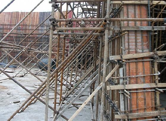 双曲弧面垂直肋形清水混凝土外墙板施工技术(附图)