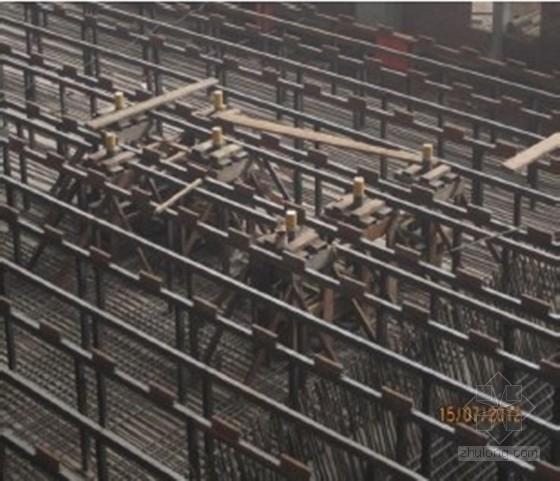 [QC成果]提高设备基础螺栓预埋的精度