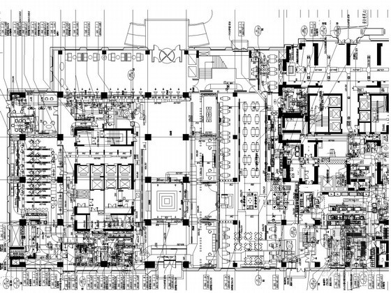 VRV空调酒店资料下载-[湖北]超高层五星级酒店暖通空调系统设计竣工图(著名院作品 酒店结构形式多)