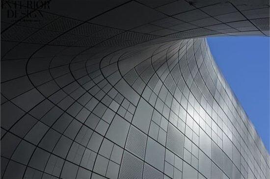 浅谈高雅优美的铝单板幕墙背后那些鲜为人知的事情