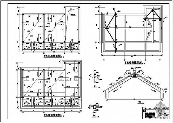 某1000t自来水厂工程设计图