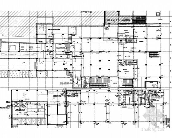 [广西]交通枢纽站给排水消防施工图(气体灭火系统)