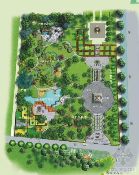 [陕西]某示范区主题公园方案设计