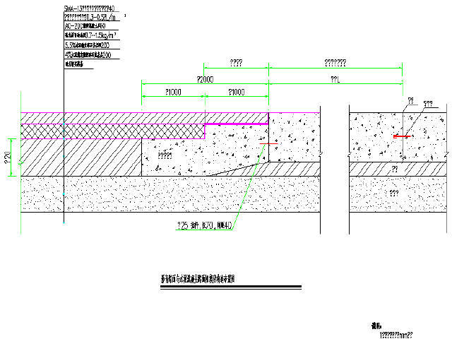 [四川]含高边坡设计路宽18m城市支路设计图149张(交通排水照明)