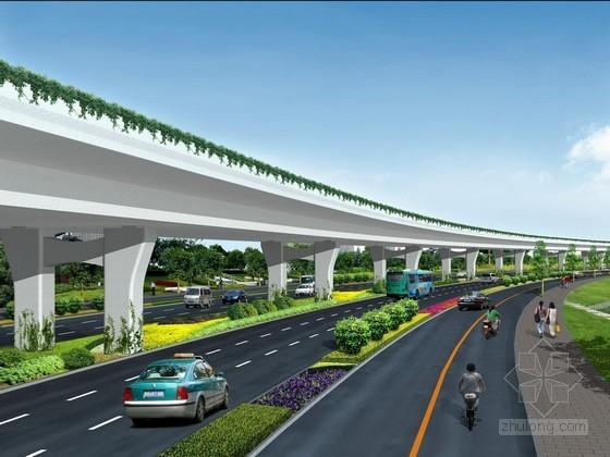 [江苏]城市快速路施工期交通组织专项方案(含高架桥)