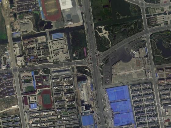 [江苏]城市快速路道路工程图纸259张(路桥涵)