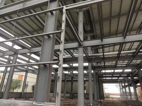 [南京]工业厂房工程监理规划及实施细则(土建、电气、安全及排水)