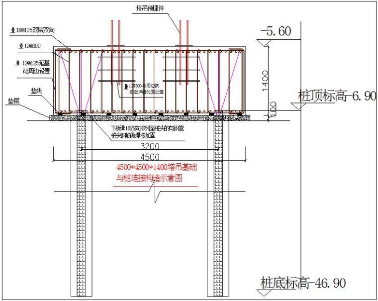 [上海]住宅项目塔吊基础施工方案(39页)