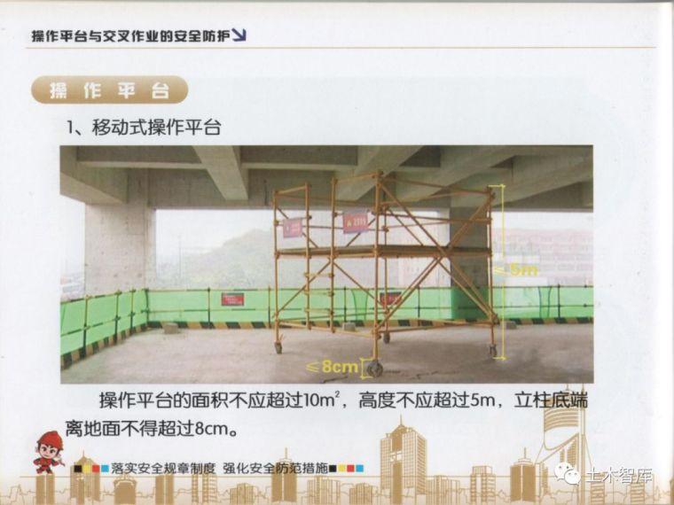大用系列,建筑施工现场安全知识画册之高处作业_47