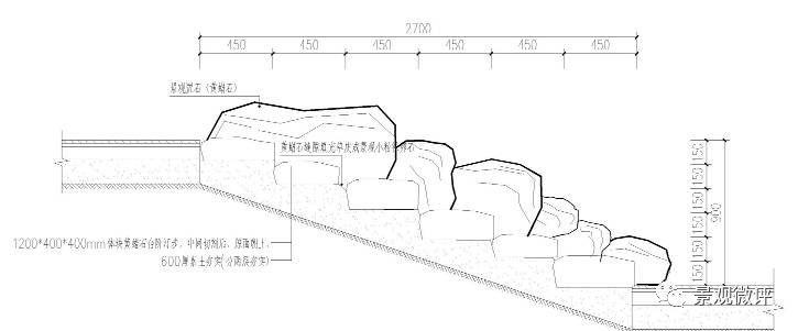 园林景观设计标准——地产居住区_40