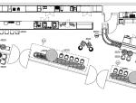 [杭州]来福士星巴克咖啡装修施工图(CAD+PDF格式)+效果图