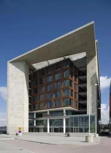 超有设计感的建筑入口_24