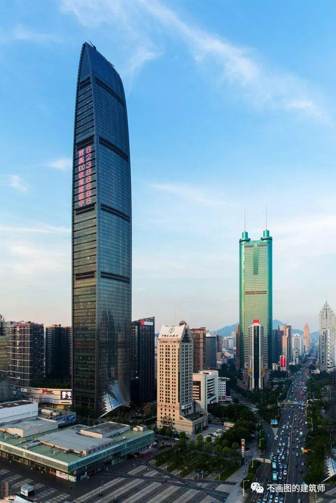 改革开放40年,盘点深圳历史上最重要的10栋超高层_12