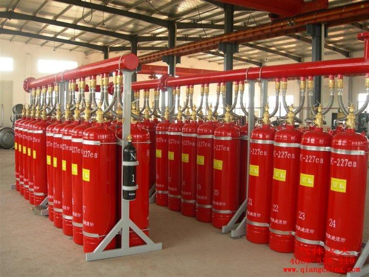 机房气体灭火系统设计的11点要求