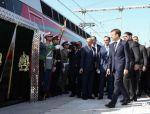 摩洛哥开通非洲首条高速铁路