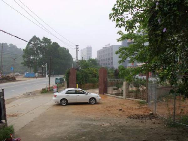 [深圳]城市次干道市政道路设计说明