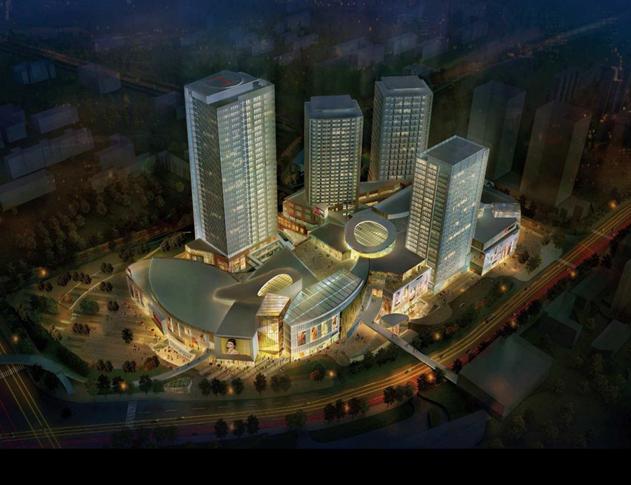 商业项目机电工程施工总承包管理策划(图文)