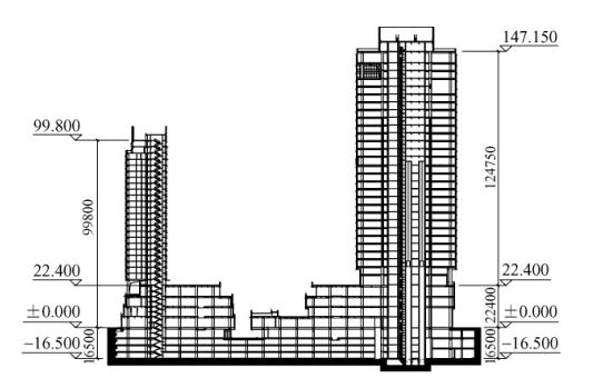 苏州地区某超高层建筑基础优化设计
