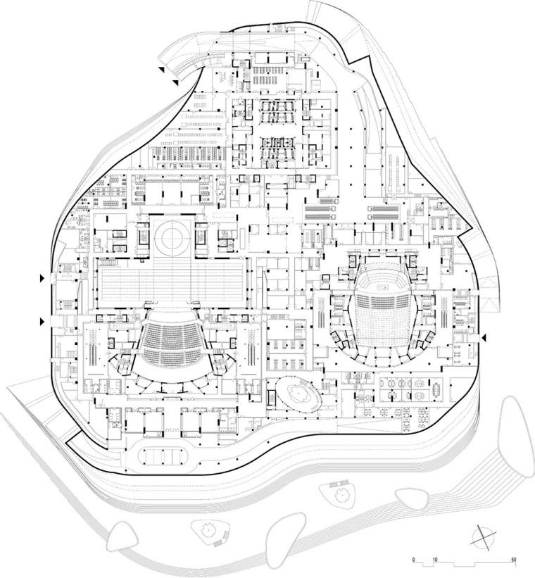 为南宁市提供高品质的文化场所-广西文化艺术中心,南宁_10