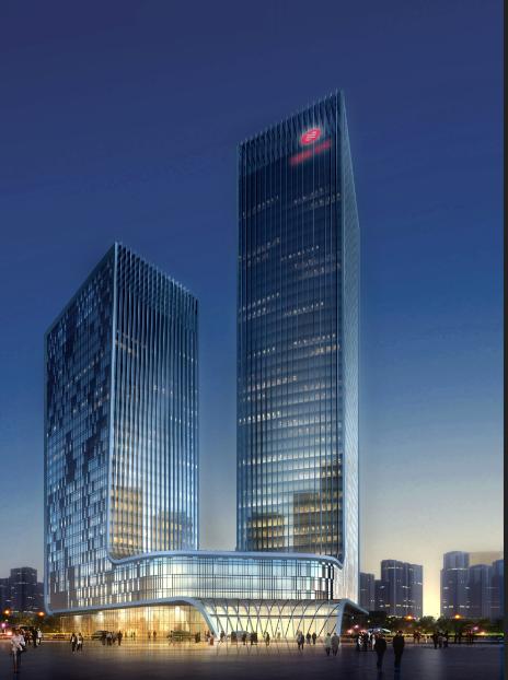 [江苏]张家港金港国际酒店建筑设计方案文本