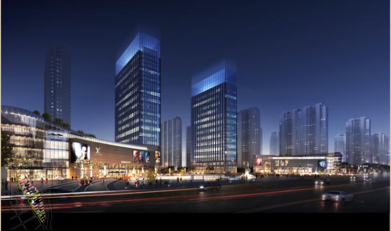 [河南]高层塔式住宅办公建筑设计方案文本(含教育配套)_3
