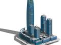 佛山苏宁地标塔楼结构设计及BIM应用(PPT,35页)