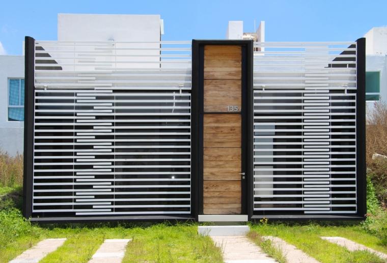 圣地亚哥社区绿色房子_3