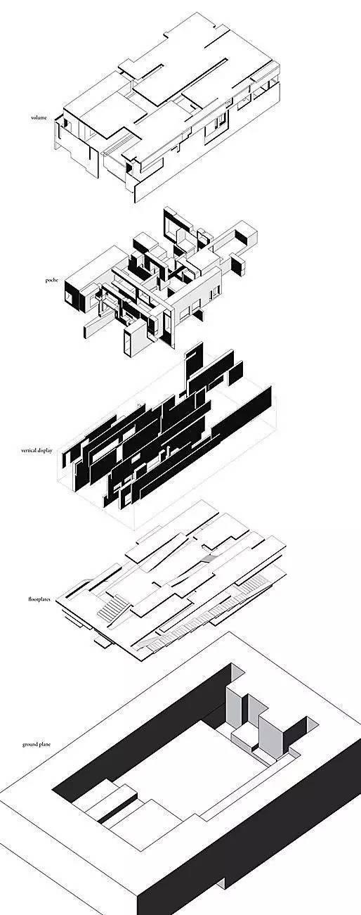 """脱了!建筑分析图怎么""""脱""""?_15"""