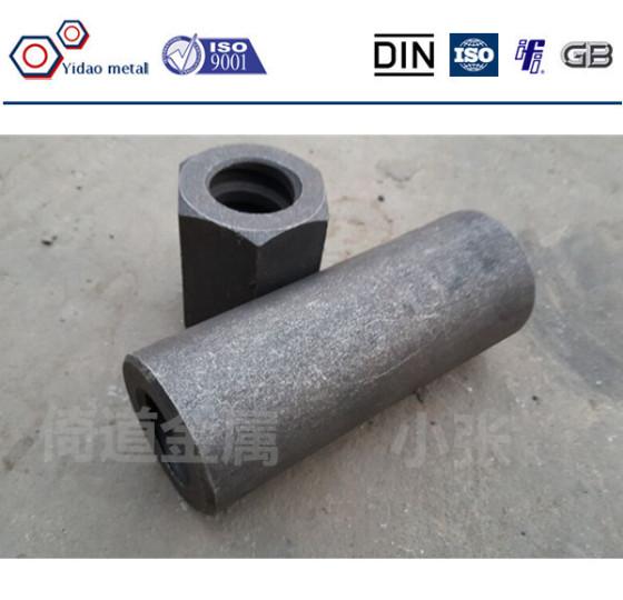 精轧螺纹钢M25psb930精轧螺纹钢连接器晓军生产精轧螺母