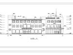 5套商业建筑设计方案初设图CAD