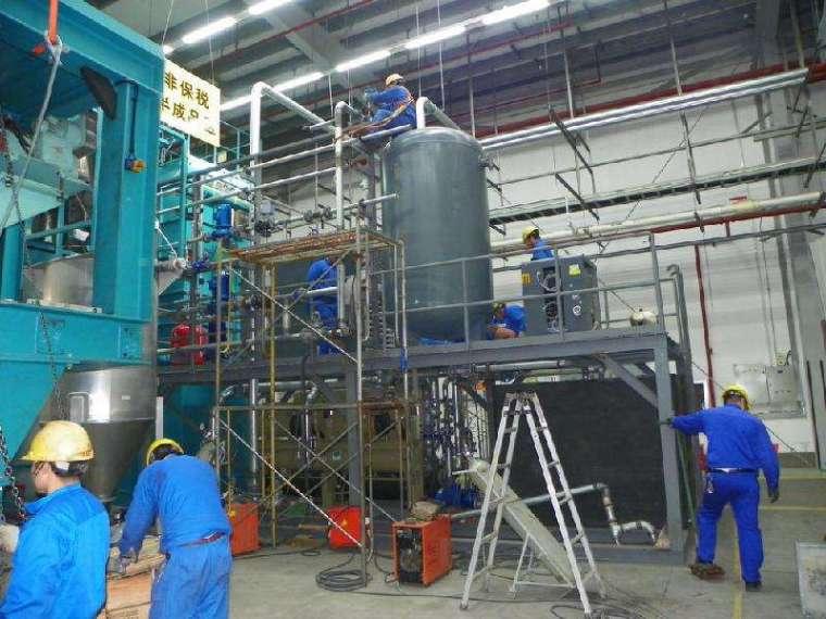 某机电设备安装工程施工组织设计方案.