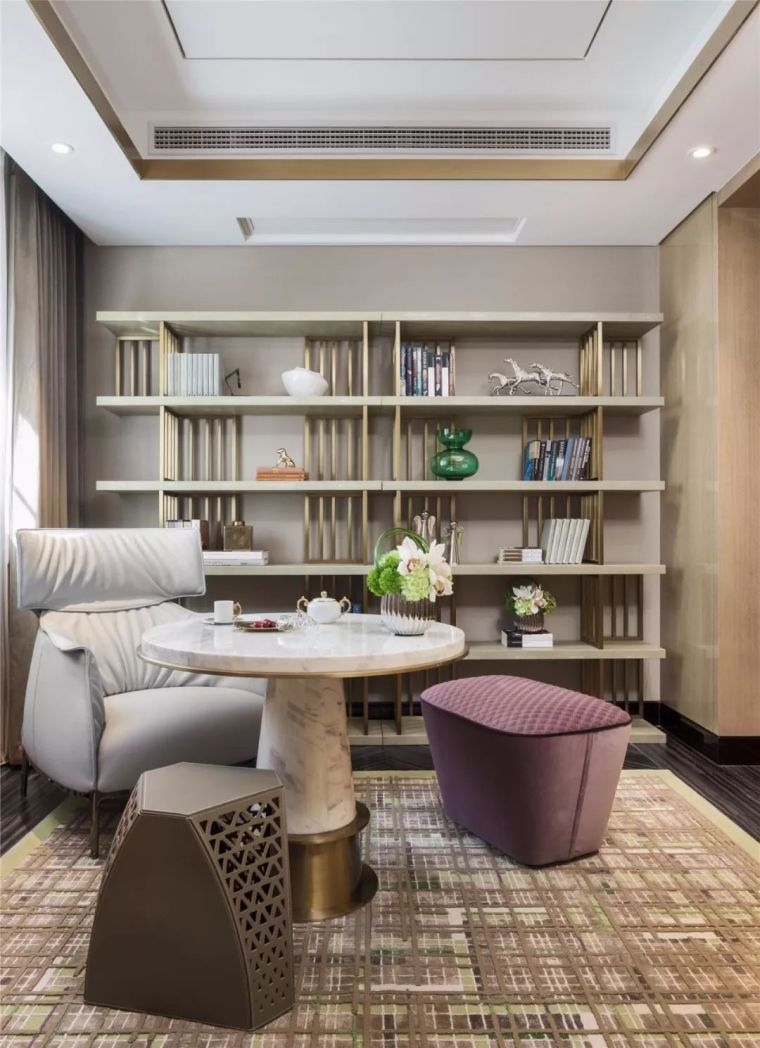 450㎡现代别墅设计,高贵与品质兼备!_15