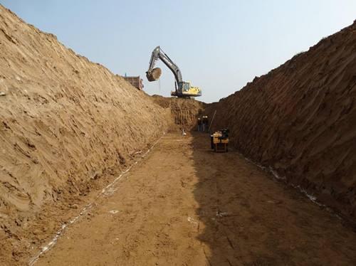 综合管廊基坑土方开挖施工方案(32页)