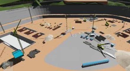 BIM技术在垃圾站发电厂的案例应用