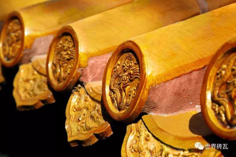 """流光溢彩的""""琉璃瓦"""",是千年不变的传承"""