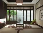 日式风家具—一块地板,一道禅
