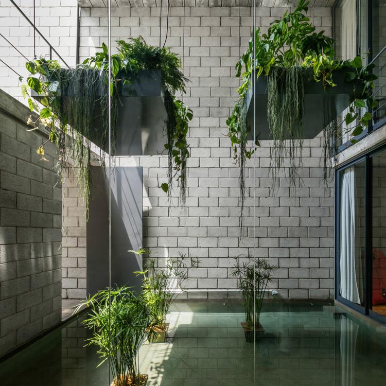 建筑中的混凝土块:如何使用这些低成本材料?_2