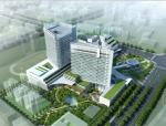 [广东]医疗建筑现代风格某医院方案设计文本(JPG+71张+2016年)