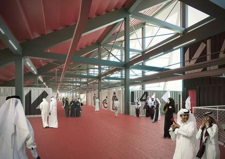 卡塔尔才是真土豪!2022世界杯球场一掷千金,国足4年后也许还能_8