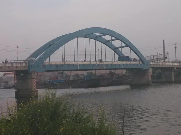 湖嘉申线航道三座老桥拆除工程安全专项施工方案