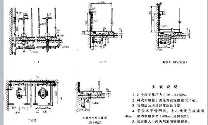 室外给排水设计安装分析(161页)_3