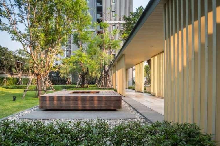 曼谷日本工艺与现代融合的Life住宅-6