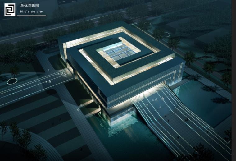 [河南]南阳博物馆设计方案