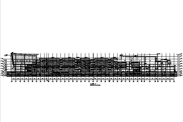 [江苏]高层多动能框剪结构商业街建筑施工图_3