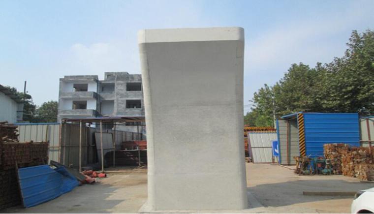 互通立交工程桥梁墩柱清水混凝土施工工法