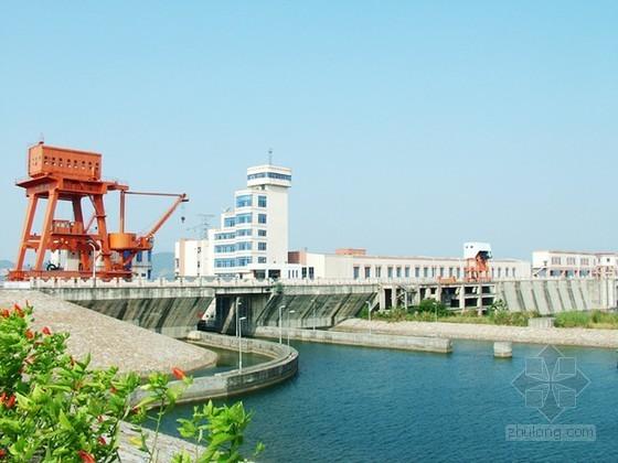 [广东]大(一)型水利枢纽工程鲁班奖申报资料(2011年)