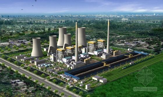 [河北]发电厂2×350MW超临界热电联产机组工程施工组织总设计(278页)