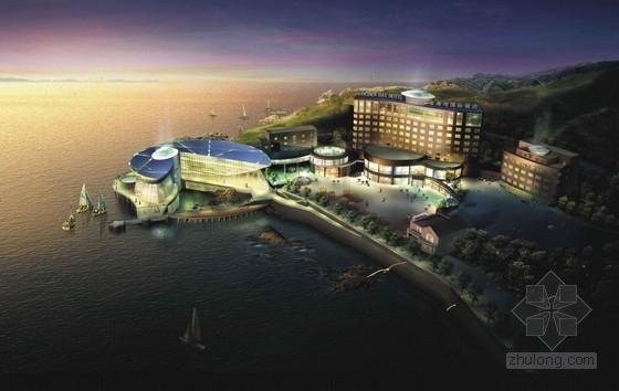 [威海]滨海国际饭店景观扩建设计方案