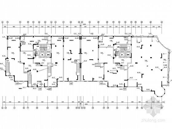 [江西]二类高层住宅给排水消防施工图